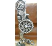 E. Garcia Pinwheel Spoon Spade Bit