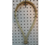 Rope Bosal With Rawhide Nose
