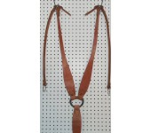 Harness Leather Pulling Collar