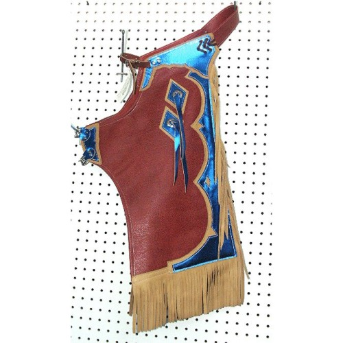 Saddle Barn Jr Rodeo Chaps