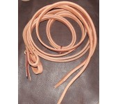 "1/2"" Hermann Oak Extra Heavy Weighted Harness Split Reins"