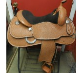 "16"" Bobs Custom Saddle"