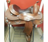"15 1/2"" Continental ""Penni Geradi"" Reiner Saddle"